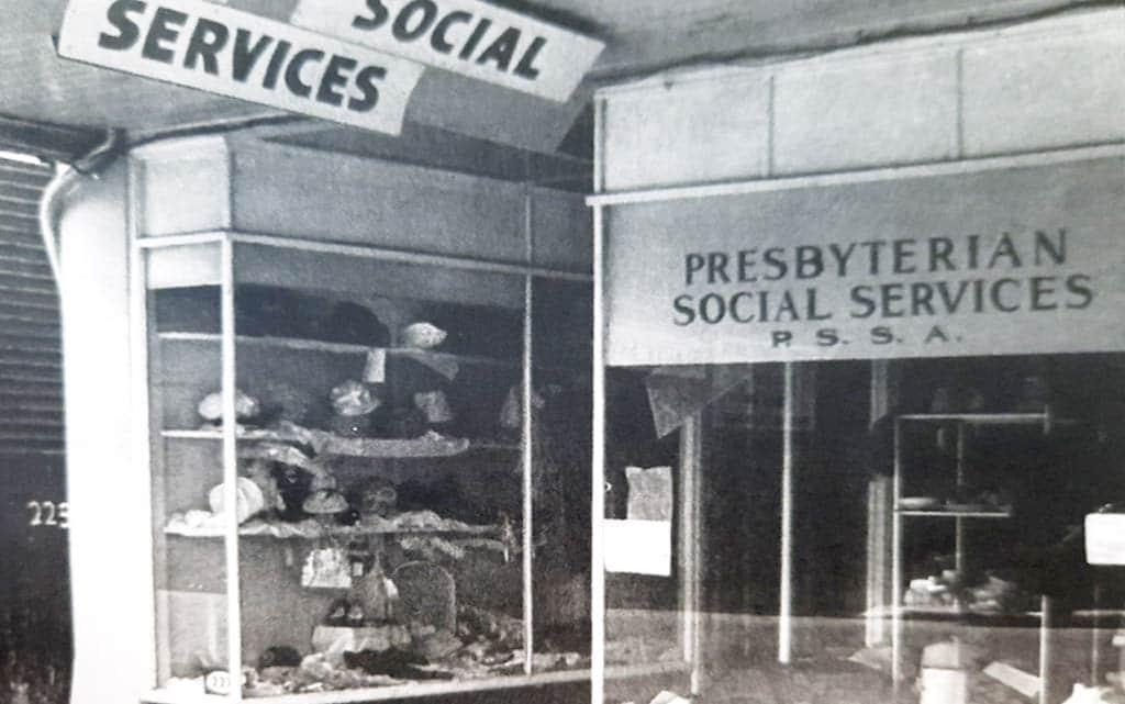 Presbyterian Support Services PSSA